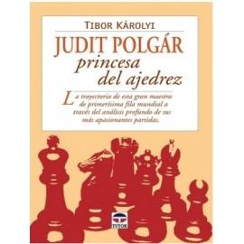 JUDIT POLGÁR princesa del ajedrez