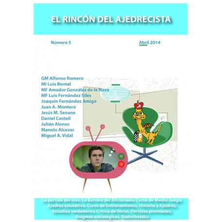 El Rincón del Ajedrecista n.º 5