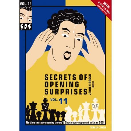 SOS - Secrets of Opening Surprises Vol.10