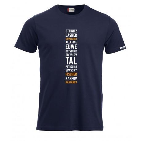 """Camiseta """"Leyendas"""""""