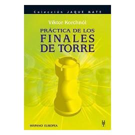PRÁCTICA DE LOS FINALES DE TORRE