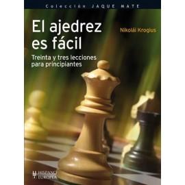 El ajedrez es fácil