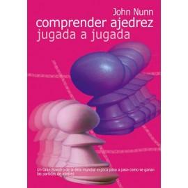 COMPRENDER AJEDREZ JUGADA A JUGADA