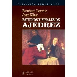 ESTUDIOS Y FINALES DE AJEDREZ