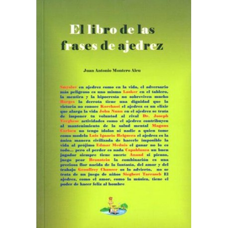 El Libro De Las Frases De Ajedrez Editorial Chessy