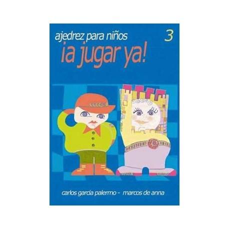 ¡A JUGAR YA!, VOL. 3