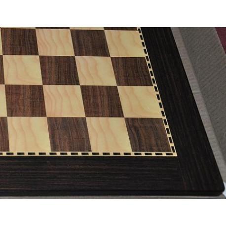 Tablero de madera palisandro «CHESSY»