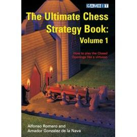 THE ULTIMATE CHESS STRATEGY BOOK,volume 1