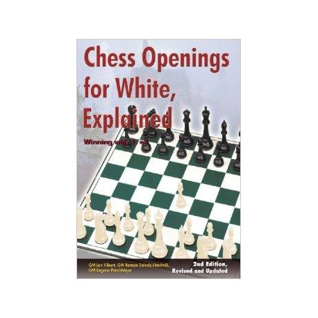 CHESS OPENING FOR WHITE, EXPLAINED