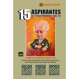 15 ASPIRANTES AL TITULO MUNDIAL Vol. 2