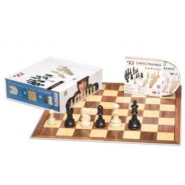 Juego de ajedrez DGT «INICIACIÓN». Caja AZUL