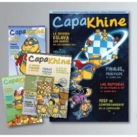 Suscripción Revista CAPAKHINE