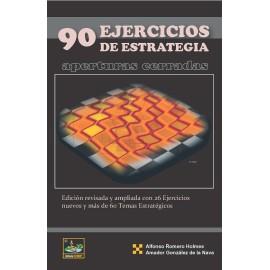 90 EJERCICIOS DE ESTRATEGIA Aperturas Cerradas