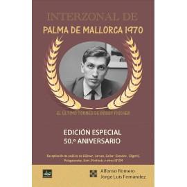 Interzonal de Palma de Mallorca 1970 Edición Cartoné