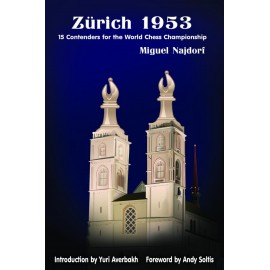 ZURICH 1953 15 contenders for the World Chess Championship