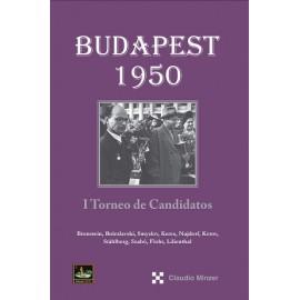 BUDAPEST 1950 I TORNEO DE CANDIDATOS