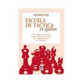 ESCUELA DE TACTICA EN AJEDREZ
