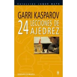 24 LECCIONES DE AJEDREZ DE KASPAROV