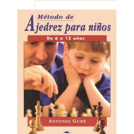 METODO DE AJEDREZ PARA NIÑOS (6 a 12 años)