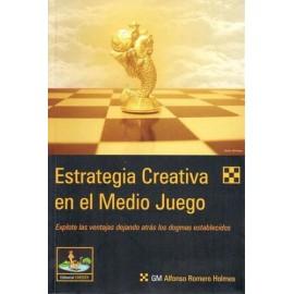ESTRATEGIA CREATIVA EN EL MEDIO JUEGO