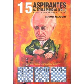 15 ASPIRANTES AL TITULO MUNDIAL Vol. 1