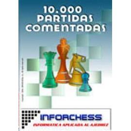 10000 partidas comentadas