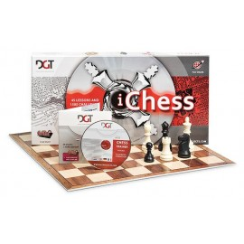 Juego de ajedrez DGT iChess