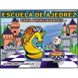Escuela de ajedrez para PRINCIPIANTES