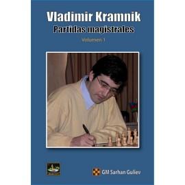 Vladimir Kramnik. Partidas magistrales