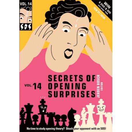 SOS - Secrets of Opening Surprises Vol.12