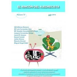 El Rincón del Ajedrecista n.º10
