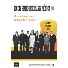 II COPA PIATIGORSKY - SANTA MÓNICA 1966