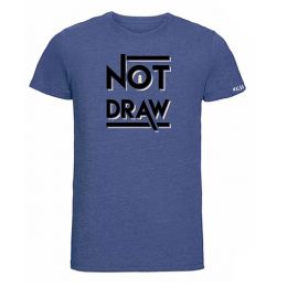 "Camiseta ""NOT DRAW"""