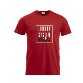 "Camiseta ""SISTEMA LONDRES"""