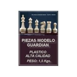 Piezas modelo GUARDIAN