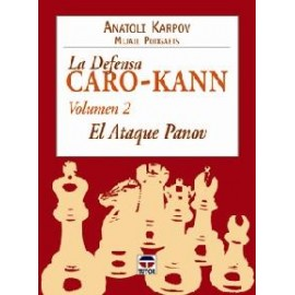 LA DEFENSA CARO-KANN Vol. 2 El ataque Panov