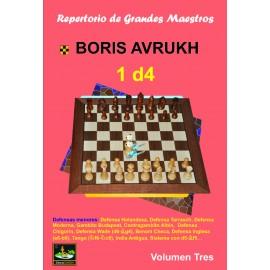 REPERTORIO DE GRANDES MAESTROS1 d4 - Vol. 3