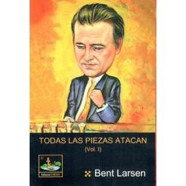 TODAS LAS PIEZAS ATACAN Vol. 1