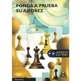 PONGA A PRUEBA SU AJEDREZ (Libro+CD)